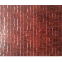 Buy cheap Embossed Artificial  PVC Snakeskin Vinyl Fabric For Decoration 0.8 - 2.0 mm Thickness product