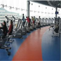 Buy cheap Indoor PVC Sports flooring roll gym center pvc sports floor from wholesalers