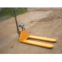 Buy cheap 1.2ton four-direction type hand pallet truck, manual pallet truck, carrier from wholesalers