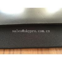 Buy cheap Latex foam neoprene rubber sheet roll laminated with nylon or polyster fabric from wholesalers