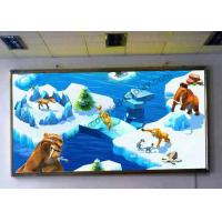 Buy cheap Energy saving SMD2121 black lamp Indoor Fixed LED Display , big led screen CE RoHS from wholesalers