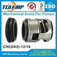 Buy cheap CHI-12/G03-12 Grundfos Rubber Bellow Mechanical Seal For Pumps (CH,CHI,CHE,CRK,SPK,TP,AP) from wholesalers