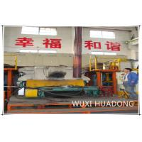 Buy cheap Red Copper Billet Vertical Continuous Casting Machine Single Strand from wholesalers