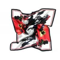Buy cheap 2012 The Latest Popular Silk Printed Scarf from wholesalers