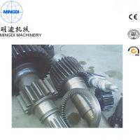 Buy cheap helical gear Cylindrical gear , 2 mode 36 tooth -59 tooth thickness 20MM , 45 steel from wholesalers