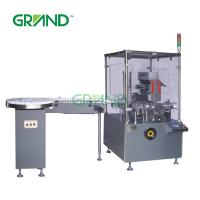 Buy cheap Automatic Vertical Carton Box Packing Machine product