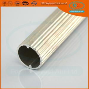 Buy cheap Customed 6063 T5  Matt aluminum wardrobe profile, wardrobe profile,SS brush aluminum profile product