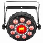 Buy cheap Mini 10W RGBUV LED Effect COB Strobe Par Light  Auto Sound Active   W-100H from wholesalers