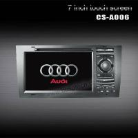Buy cheap CS-A006 CAR DVD PLAYER WITH GPS FOR AUDI A6 from wholesalers