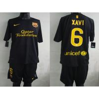 Buy cheap 2011-2012 Soccer jersey wholesale Barcelona 6 Xavi Hernandez Home Blue/Red Jerseys 100% Polyester wholesale jersey free shipping from wholesalers