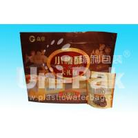 Buy cheap Plastic PE Snack Food Packaging Bags for Cookie , reuseable zip bags from wholesalers