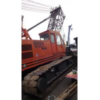 Buy cheap 50ton Japan used crawler hitachi crane KH180-3 from wholesalers