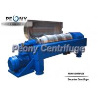 Buy cheap 2 - Phase Manure Dewater Mud Decanter Centrifuge product