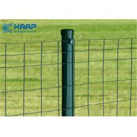 Buy cheap 30-100mm Hole Size Welded Wire Mesh 4X2'' Protection For Various Facilities from wholesalers