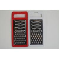 Buy cheap Flat Grater 3 Grating Textures , Kitchen Products With Stainless Steel / Tinplate from wholesalers