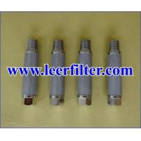 Buy cheap Sintered Mesh Filter Element from wholesalers