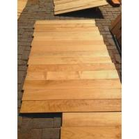 Buy cheap Solid Wood Deck product