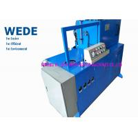 Buy cheap Electric Die Casting Aluminium Machine , Blue Automatic Casting Machine product