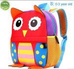 Buy cheap Friendly neoprene Little Kids Cute Animals Backpack Preschool Bags Waterproof for Toddler,kindergarten kids from wholesalers