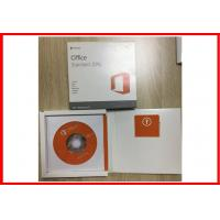 Buy cheap Original Key Microsoft Office 2016 Standard DVD + Key Card English Version product