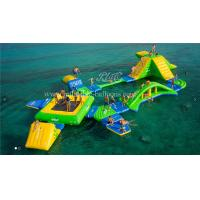 Buy cheap Commercial Inflatable Water Parks , 35 People Inflatable Sports Park from wholesalers