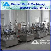 Buy cheap PLC High Speed Automatic Water Filling Machine For Plastic / PET Bottle from wholesalers