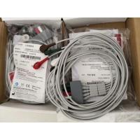 Buy cheap 5 Leads  Mindray Ecg Cable AHA SLAP Type Model Number EL6501B from wholesalers