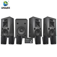 Buy cheap Small 4D Cinema Equipment / Standard Home Theater Sound 50 Seats Cinema Audio System from wholesalers