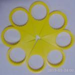 Buy cheap 33mm Loose wheel nut indicator/wheel check indicator/checkpoint lug nut indicator from wholesalers