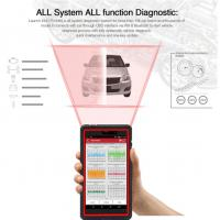 Buy cheap X431 Pro Mini LAUNCH X431 Pro Mini Full Systems Auto Diagnostic scanner WiFi/Bluetooth X-431 Pro pros mini car Scanner 2 from wholesalers