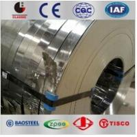 Buy cheap 317,317L,321,321H, 329,347,347H Stainless Steel Strips for petroleum / food from wholesalers
