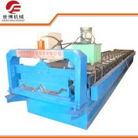Buy cheap 11 Rollers Steel JCH Step Tile Roll Forming MachineFor Easy Lock Panel Making from wholesalers