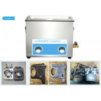Buy cheap Digital Timer Mechanical Ultrasonic Cleaner For Marine Engine Parts 30L 500 Watt from wholesalers