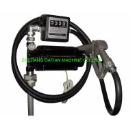 Buy cheap Electric petrol gasoline mechanical transfer pump ExYTB-60B 220VAC from wholesalers