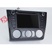 Buy cheap Bluetooth 3G USB BMW DVD GPS Navigation In Dash Cd Dvd Player 256Mb RAM product