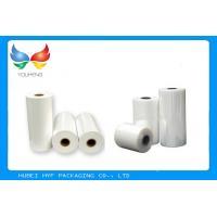 Strong Flexible PVC Shrink Film , Pvc Transparent Film Excellent Printability