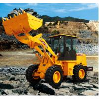 Buy cheap CE / EPA Certified Compact Wheel Loader With Water Tank Anti - Dust Structure from wholesalers