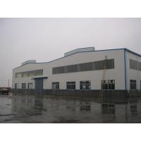 Buy cheap prefabricated steel structural garment factory from wholesalers