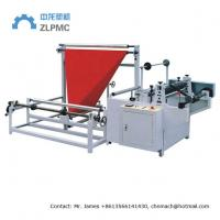 Buy cheap OPP PP PE Air Bubble Plastic Film Folding Machine High Speed 0-60m/Min from wholesalers