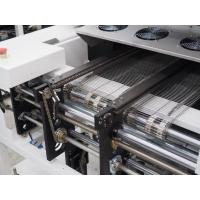 Buy cheap 32KW 8 Heating Zones GS-800-N Lead Free Reflow Oven for 50-400mm Wide Pcb from wholesalers