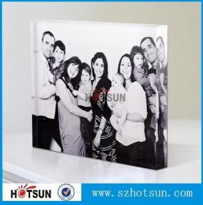 China acrylic blocks paperweight on sale