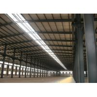 Buy cheap Q345 High Strength Industrial Steel Building Fabrication With Experienced Team from wholesalers