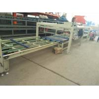 Buy cheap Heat Resistant Insulation Board Magnesium Oxide Board Production Line 1300 mm Width from wholesalers