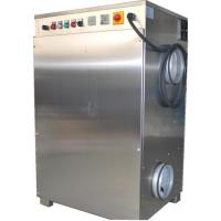 Buy cheap Electric Stainless Steel Desiccant Rotor Dehumidifier For Basement 15KW from wholesalers