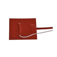 Buy cheap Wire Length 200mm 24V 20*25mm Silicone Rubber Heating Blankets from wholesalers