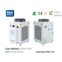 Buy cheap S&A water chiller CW-6000 with 3KW cooling capacity and environmental refrigerant from wholesalers