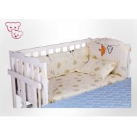 Buy cheap Solid Pine Baby Bedside Cot , Simple Baby Crib Co - Sleeping To Todder Comfort from wholesalers