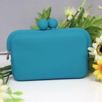 Buy cheap Cute designed silicone square coin purse small size silicone pochi purse / Silicone Coin Purse from wholesalers