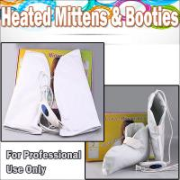 Buy cheap Professional Electric Heated Mittens & Booties for Manicure & Pedicure Treatment from wholesalers