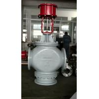 Buy cheap Pneumatic Mixing Three Way Flow Control Valve from wholesalers